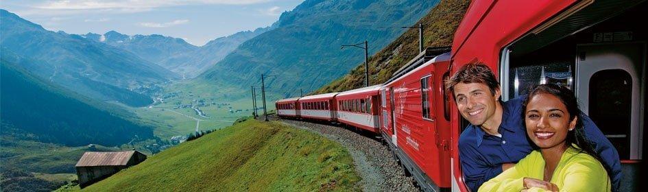 Matterhorn Gotthard Railway